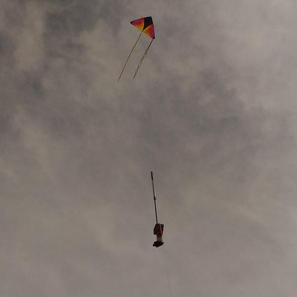 flight report Aerobee Rig panoramas and pratfalls