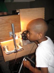Taiwon & the mutoscope