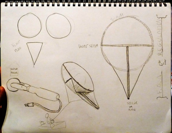 kite balloon construction ideas with boston folks