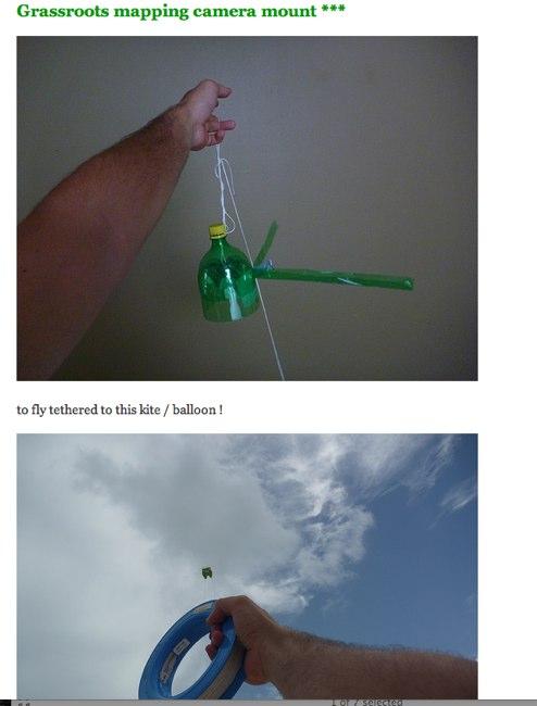 Cesar Harada's GRM balloon kit instructions